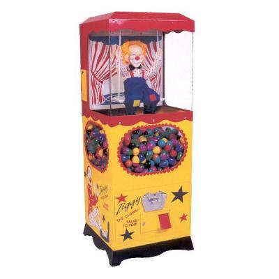 ziggy the clown vending machine