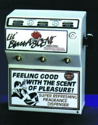 perfume vending machine