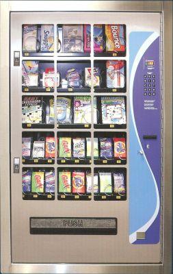 vending machine names