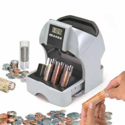 bank coin counting machine